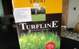 О газонной траве Turfline: сфера применения, семена в составе, характеристики