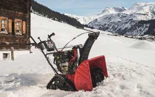 О снегоуборщике на гусеницах: снегоуборочная машина на гусеничном ходу