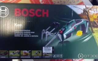 О сучкорезах аккумуляторных: для обрезки деревьев, обзор моделей Бош (Bosch)