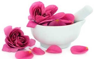Использование лепестков роз в домашних условиях: приготовление масок и ванн