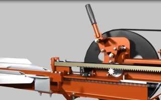 О дровоколах реечных: рейка вал, механизм включения, как устроен колун