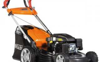 О газонокосилке Oleo-Mac (Олео-Мак): электрической и бензиновой самоходной
