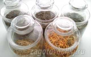 Правила и способы сушки травы в домашних условиях: руководство, приспособления