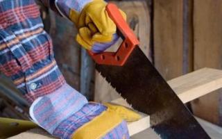 О ножовках по дереву: ленточных, торцовых, ручных, как выбрать лучшую