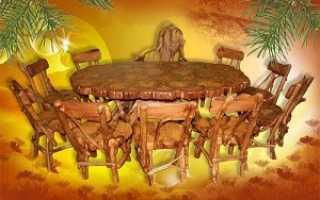 Что можно сделать из можжевельника: изделия из древесины и свойства