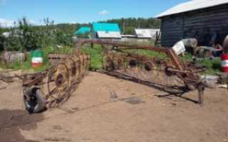 О граблях ворошилках своими руками: самодельные грабли для уборки сена